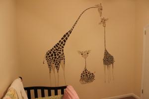 Just Giraffes